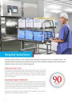 Horizontal Line Hospital Autoclaves - 2