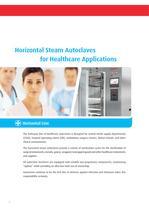 Horizontal Steam Autoclaves - 2