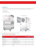 HSG Pre & Post Vacuum - Medium Size Autoclave - 6