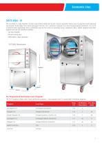 HSG Pre & Post Vacuum - Medium Size Autoclave - 7