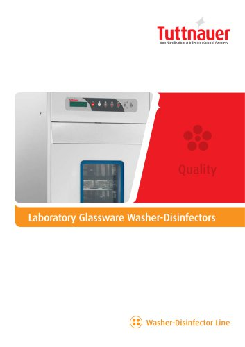 Laboratory Glassware Washer-Disinfectors