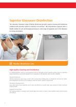 Laboratory Glassware Washer-Disinfectors - 2