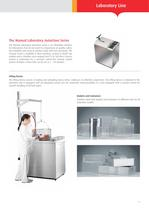 Laboratory Line Vertical and Bench-Top Life Science Autoclaves - 11