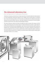 Laboratory Line Vertical and Bench-Top Life Science Autoclaves - 2
