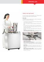Laboratory Line Vertical and Bench-Top Life Science Autoclaves - 7