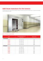 Large Steam Autoclaves for the Life Sciences - 10
