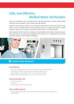 Medium Waste Autoclave - 2