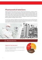 Pharmaceutical Autoclaves - 2