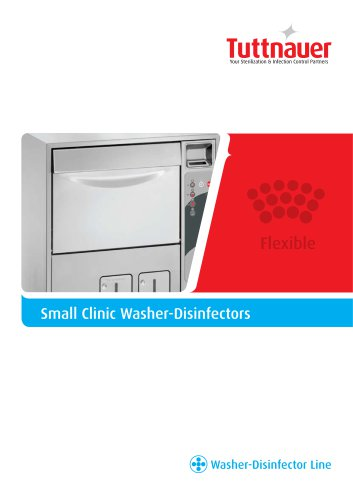 Small Clinic Washer-Disinfectors