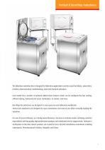 Vertical & Benchtop Autoclaves - 3