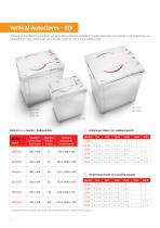 Vertical & Benchtop Autoclaves - 4