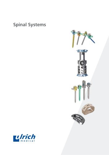 ulrich medical Spinal Systems