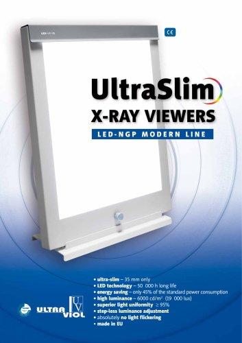 LED NGP X - ray film viewers