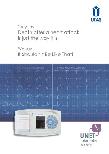 UNET Telemetry Solutions in Cardiology
