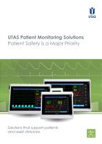 UTAS Patient Monitoring Solutions - 1