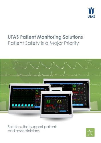 UTAS Patient Monitoring Solutions