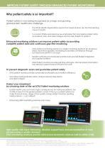 UTAS Patient Monitoring Solutions - 2