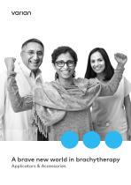 Brachytherapy Applicator Catalog - 1