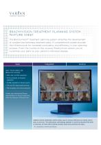 BrachyVision? Treatment Planning System - 1