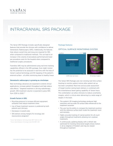 INTRACRANIAL SRS PACKAGE