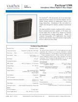 PaxScan® 1308 - 1