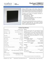 PaxScan ® 1508DXT - 1