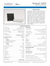 PaxScan® 2020X - 1