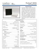 PaxScan ® 3030X - 1
