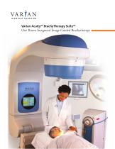 Varian Acuity BrachyTherapy Suite - 1