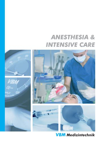 Anesthesia & Intensive Care