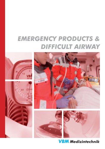 Emergency Catalogue