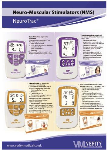 Neuro-Muscular Stimulators (NMS)