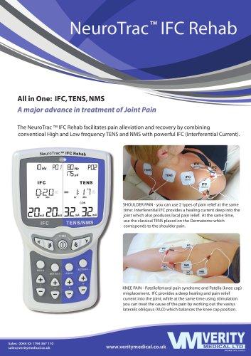NeuroTrac IFC Rehab