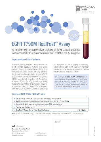 EGFR T790M RealFast™ Assay