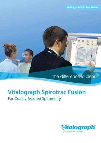 Vitalograph Spirotrac Fusion