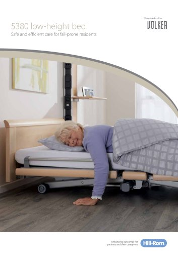 5380 low-height bed