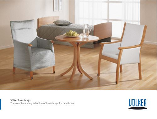 Catalog healthcare furniture