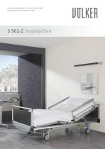 S962-2Hospital Bed