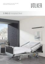 S 962-2 Hospital Bed