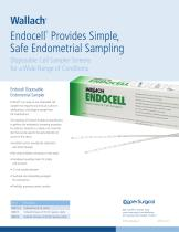 Endocell Sell Sheet - 1