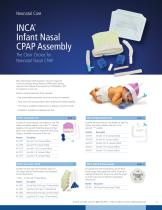 INCA® Infant Nasal CPAP Assembly - 3