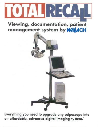 Sistema de Colposcopia Digital Total Recall™