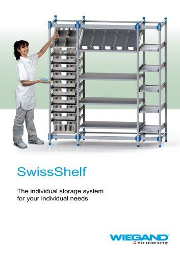 Catalogue Wiegand SwissShelf