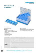 WeekBox Set M - 1