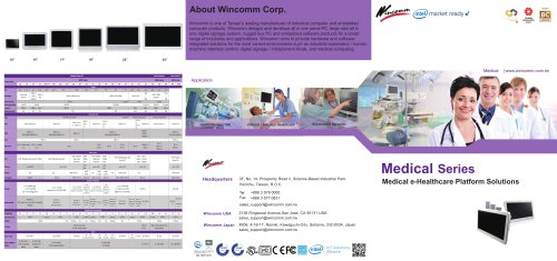 Wincomm Medical PC Brief Solutions