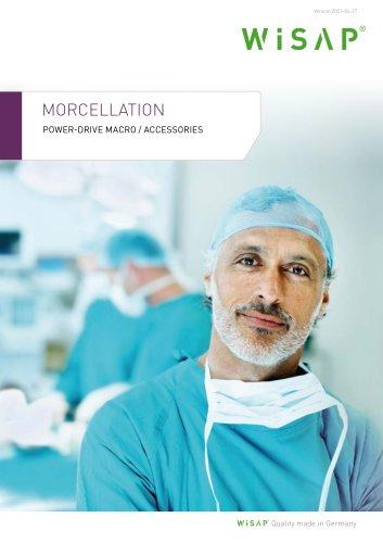 Morcellation