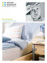 Catalogue mattresses