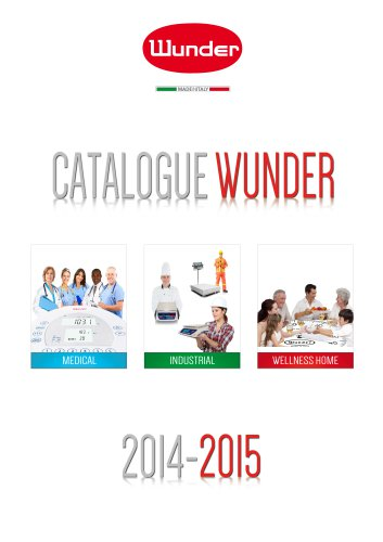 CATALOGUE WUNDER 2014-2015