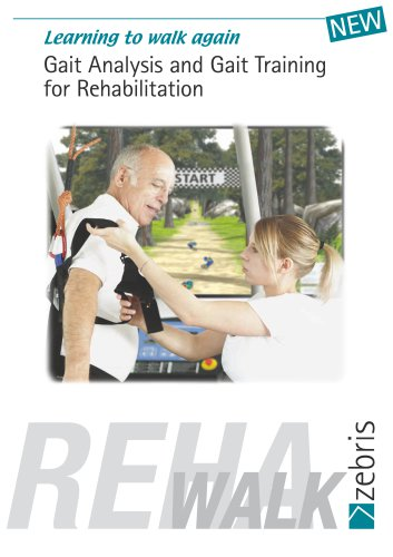Gait Analysis and Gait Training for Rehabilitation