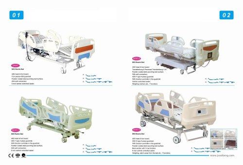 Xiehe Catalogue - Hospital Bed